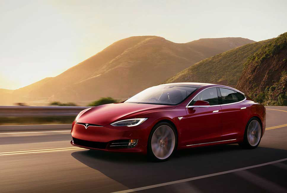 Wireless charging Features introduced in Tesla's Cars